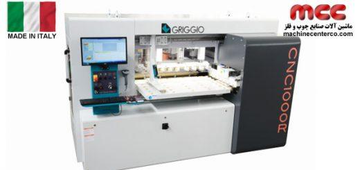 دستگاه سوراخ کاری CNC