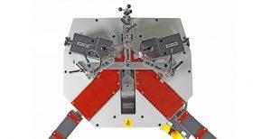 دستگاه پانچ هیدرولیکی پروفیل آلومینیومی