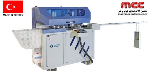 دستگاه نیمه اتوماتیک برش پروفیل الومینیوم